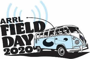ARRL Field Day June 27-28, 2020